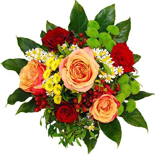 Blumensträuße für die seele
