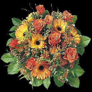 Blumenstrauss Blumenstrauß Blütenfülle