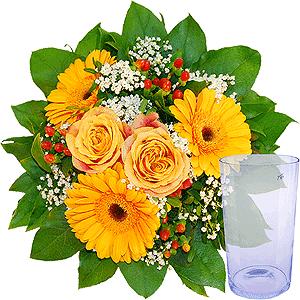 Blumenstrauss Blumenstrauß Mitbringsel 1