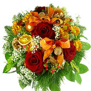 Blumenstrau� Xmas